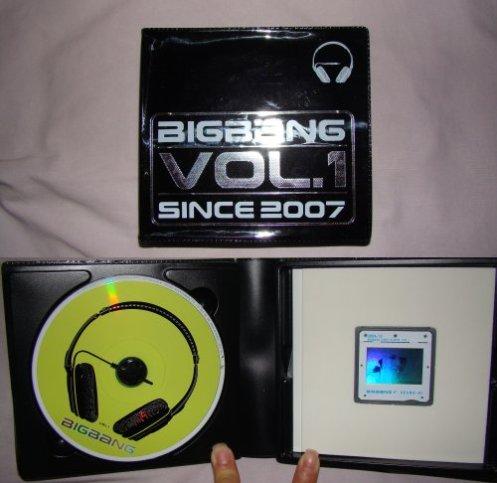 Big Bang- Vol. 1
