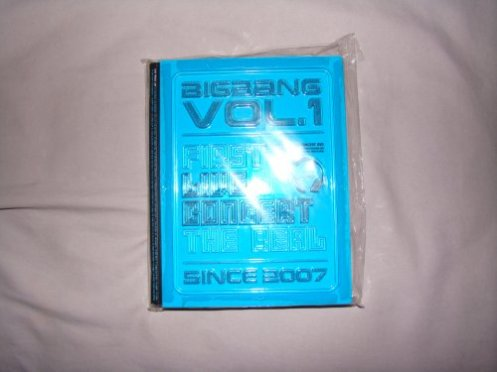 Big Bang- The Real DVD