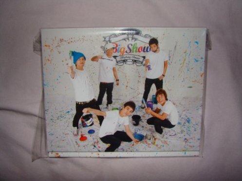 Big Bang Big Show Photo Album